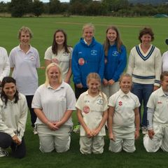 Women and Girls Cricket 2016