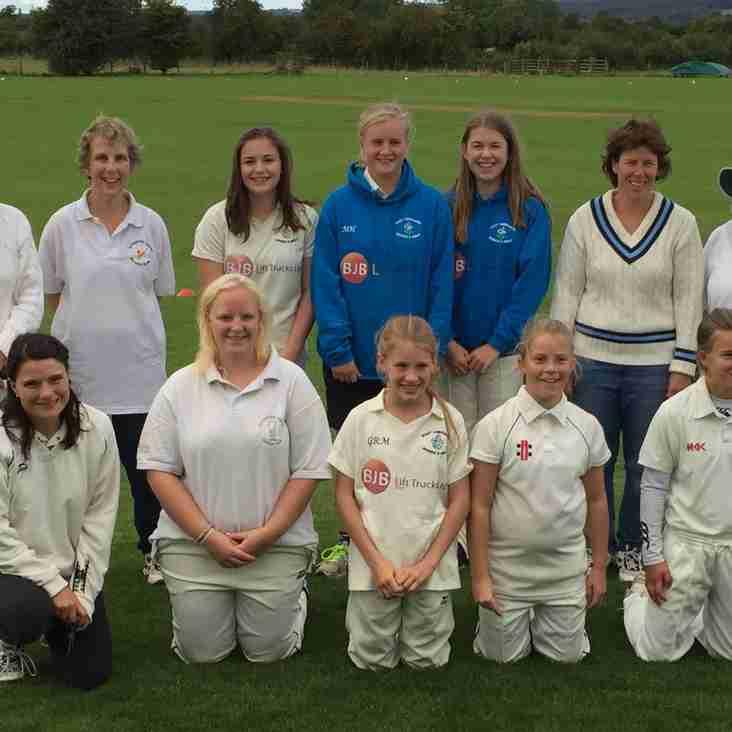 Women's cricket returns to Yapham!