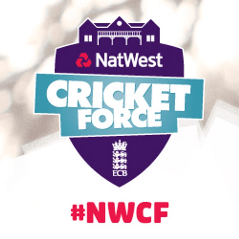 Cricketforce - Saturday April 1st