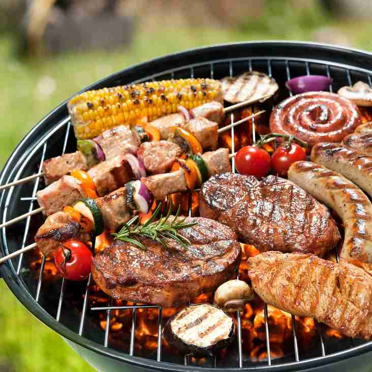 Club BBQ - Wednesday, June 21st