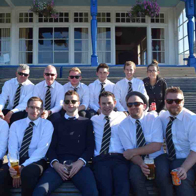 Grange Club v Carmel Touring XI - August 17th at The Grange, Edinburgh