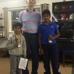 Junior awards evening 2016