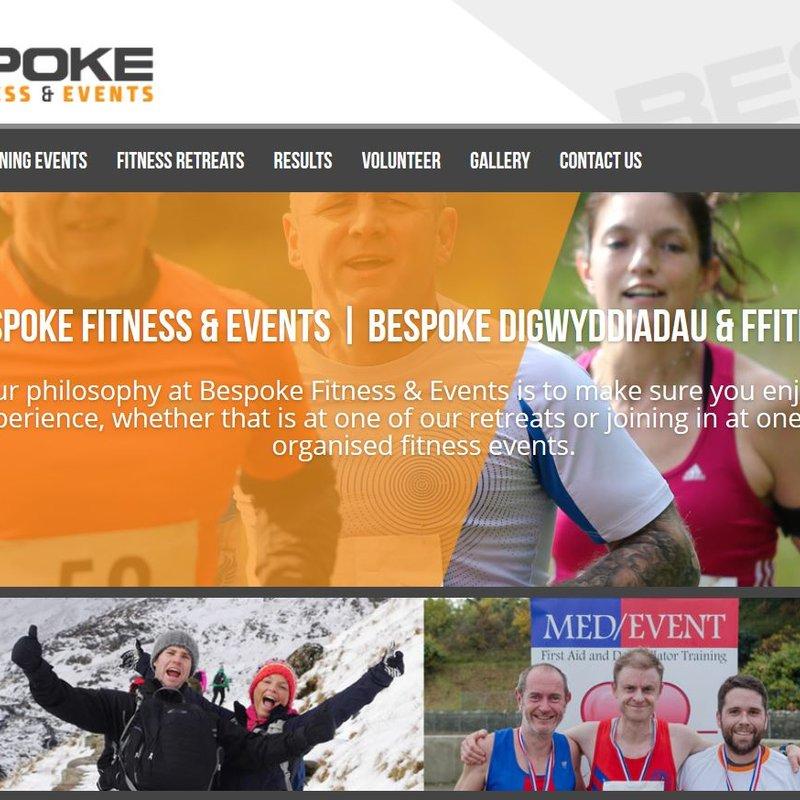 Bespoke Fitness sponsor weekend matches!