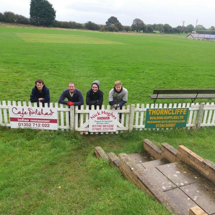 September 30th Cricketforce thanks <
