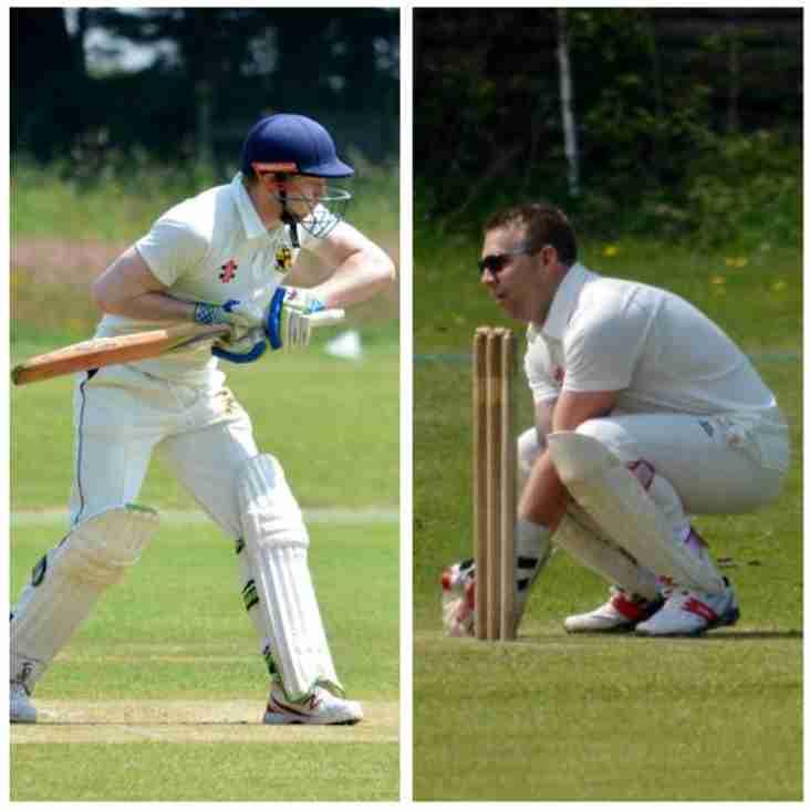 Bailey and Roberts win individual league awards