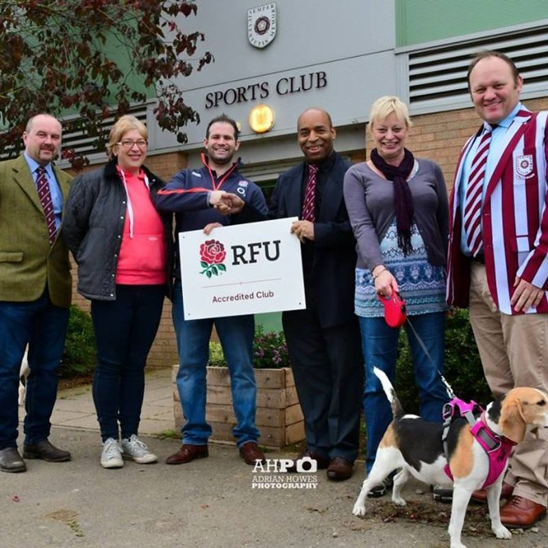Accreditation  presentation from the RFU.