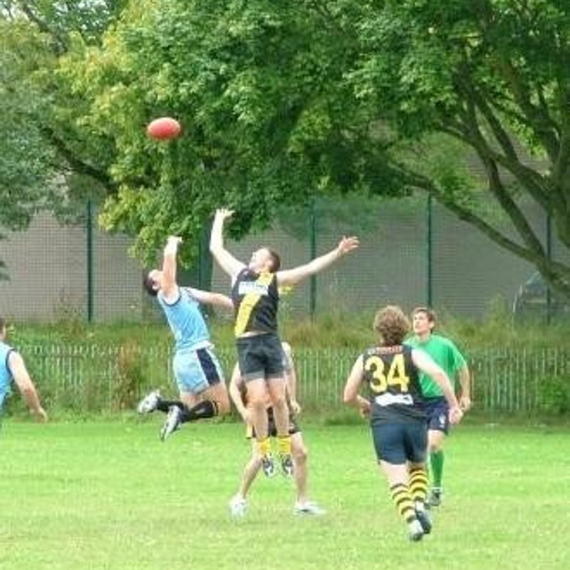 Gwent Tigers Australian Rules Football Club Images