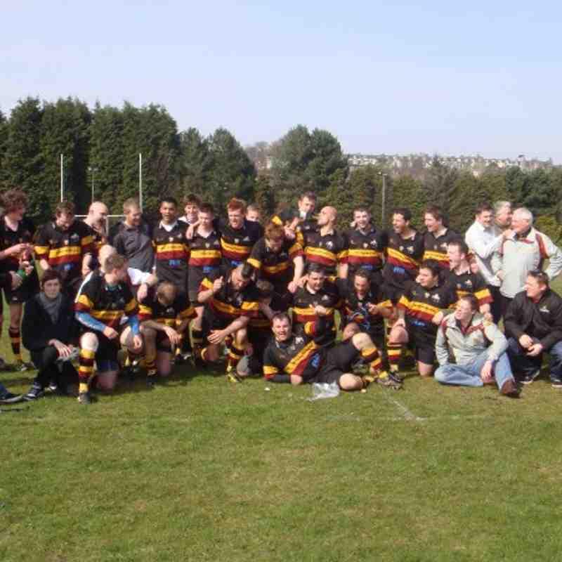 League Winners 09/10