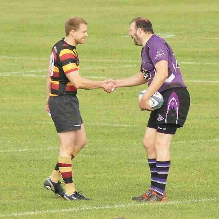 Sat. 26th Mar - Harris produced a convincing 70 : 0 win in the last home game of the season
