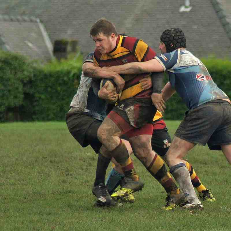Harris Vs Blairgowrie
