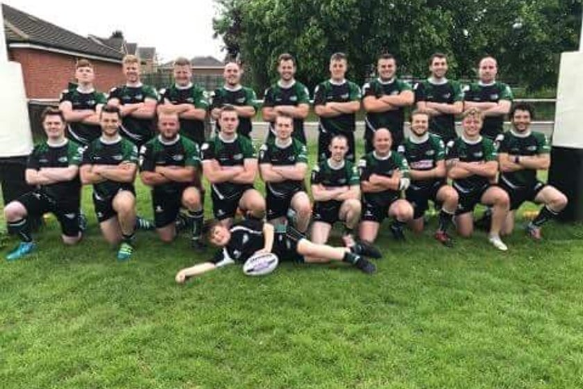 Premier Team lose to Sherwood Wolfhunt RL 16 - 42