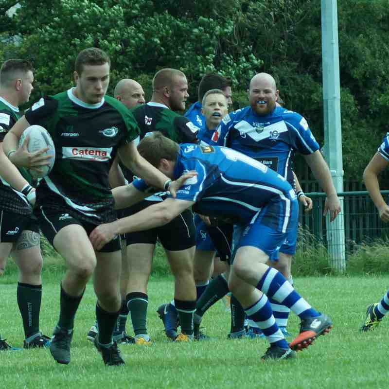 Derby City RL vs Boston Buccaneers RL 24/06/17 Pt 1