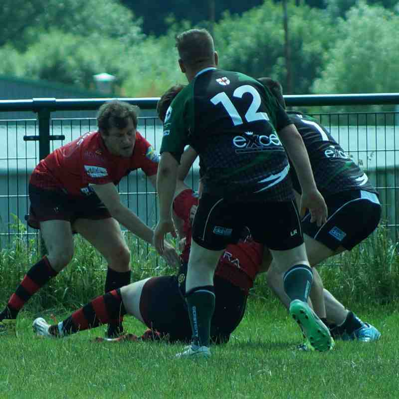 Derby City RL vs Birmingham Bulldogs RL 01/07/17