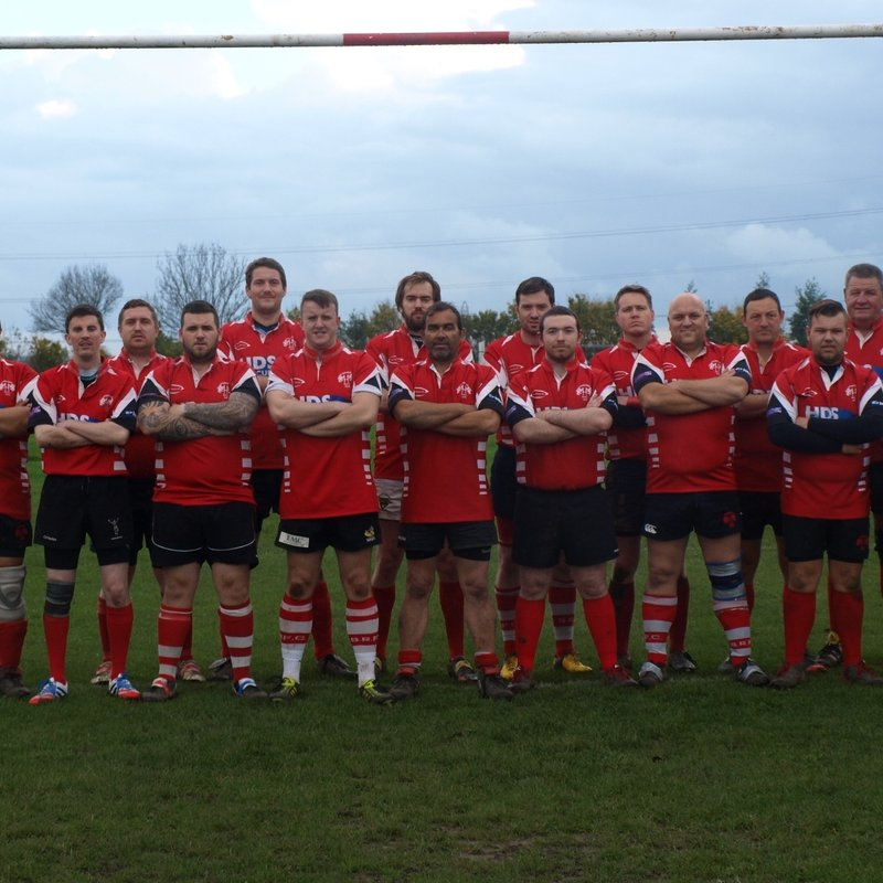 2nd XV beat Billericay II 29 - 0