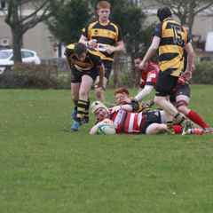 Stanford 1st team win last league game of the season