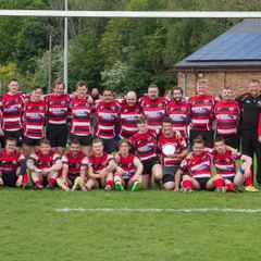 Stanford 1st XV make the club proud