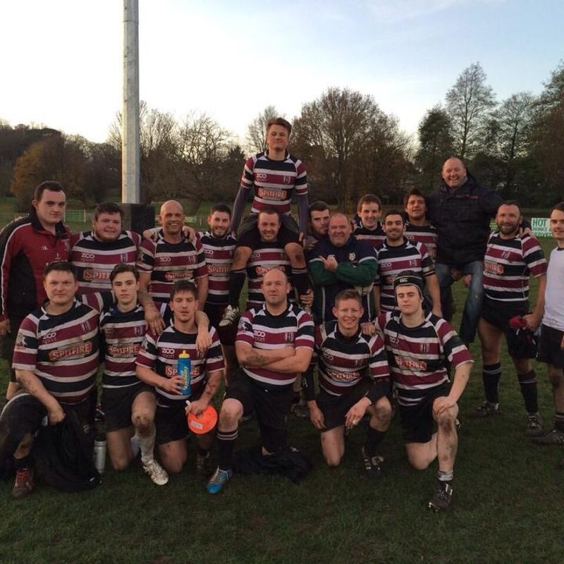 A XV beat Shooters Hill 5 - 26