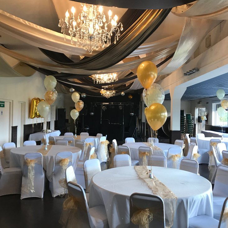 CLUB HALL AND MARQUEE FOR HIRE <