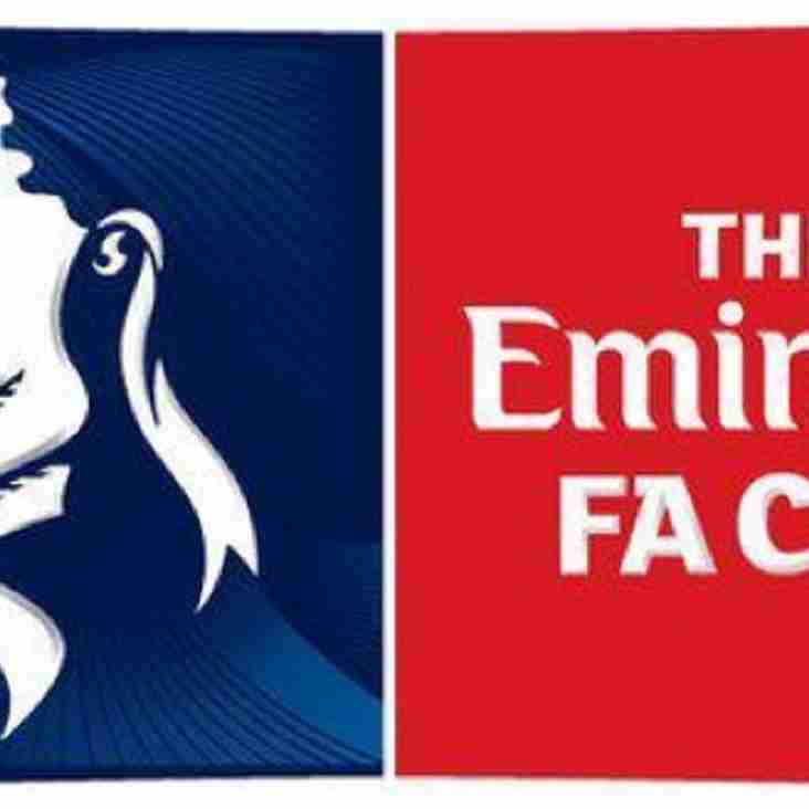 Emirates FA Cup - Tuesday Replay Details