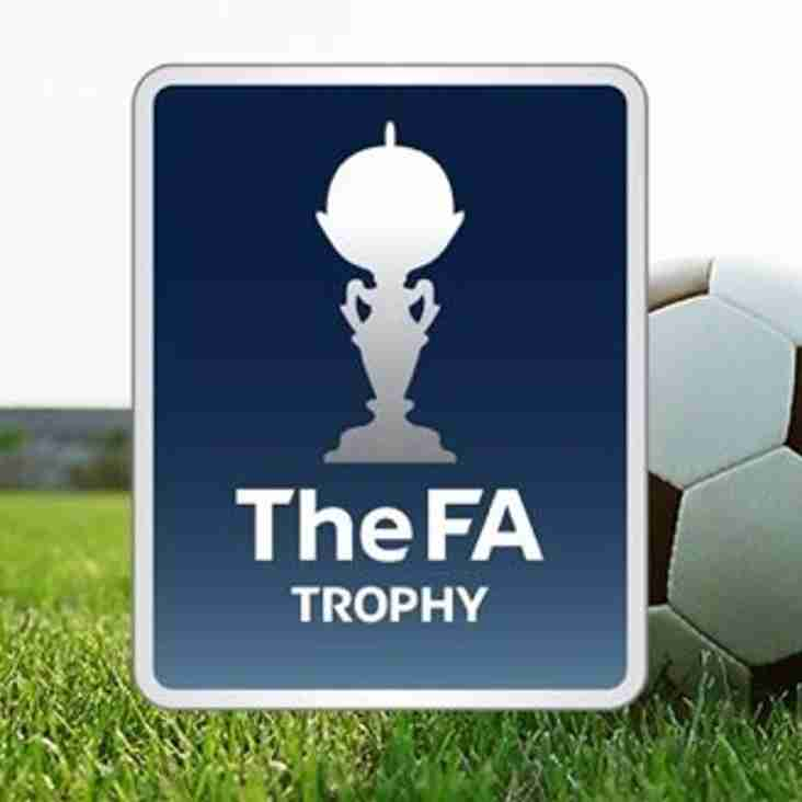 FA Trophy Next Round - Saturday