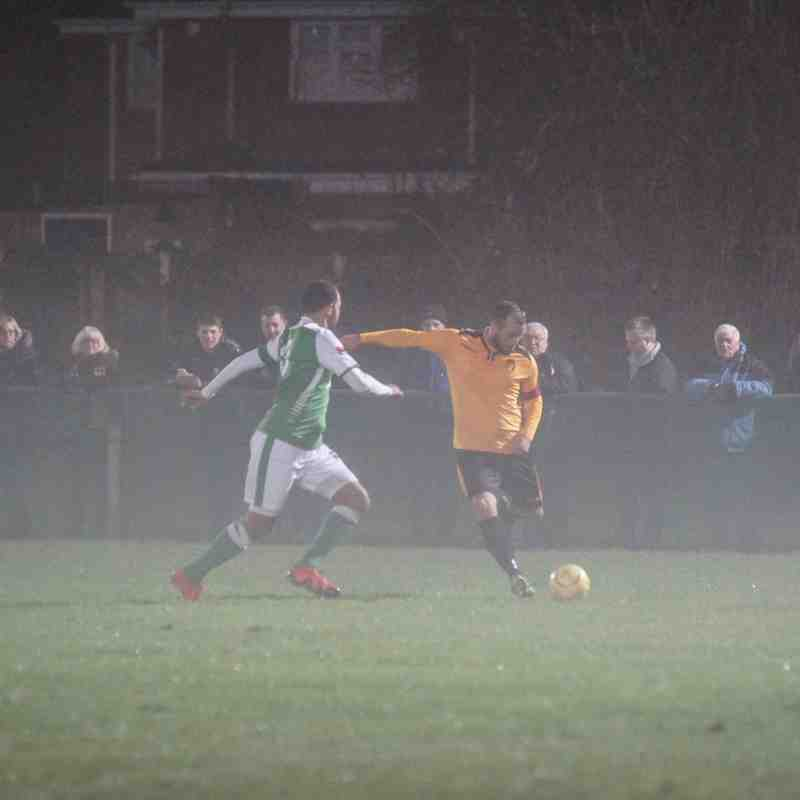 VCD Athletic v East Thurrock January 2016