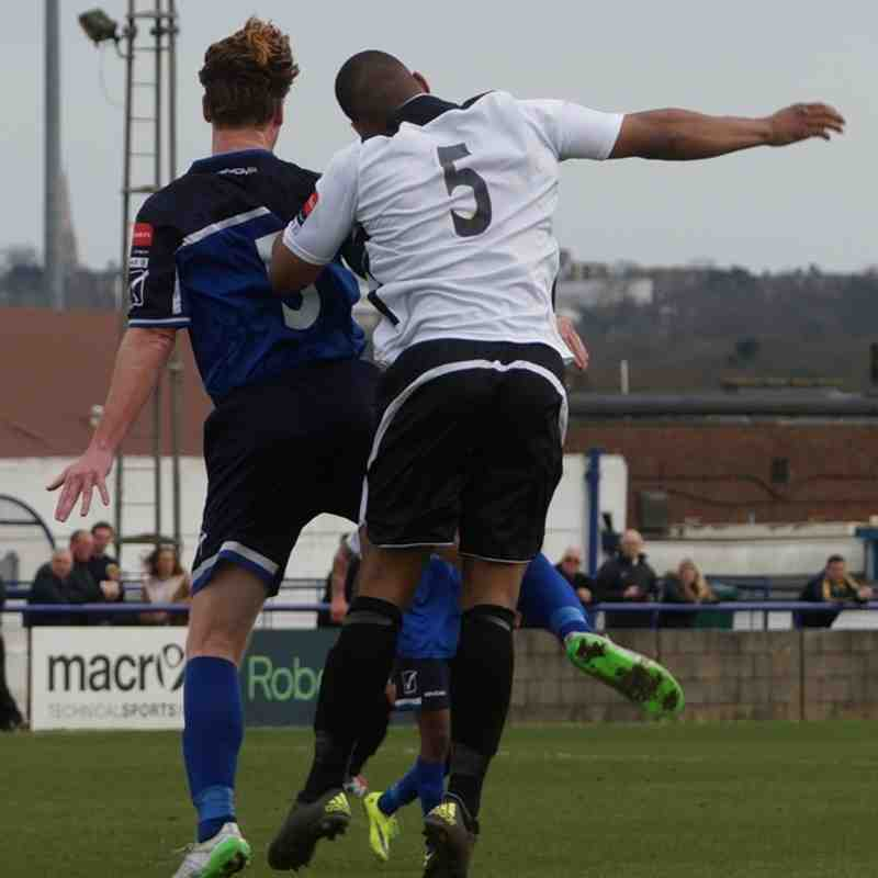 Wingate and Finchley v East Thurrock April 2016