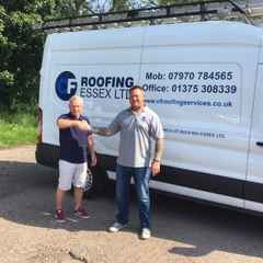 CF Roofing Supports East Thurrock.