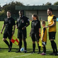 1st Team v Weston-super-Mare - Sat 15 Oct 2016