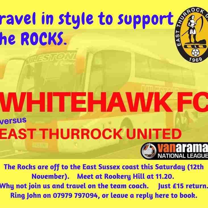 Travel to Whitehawk