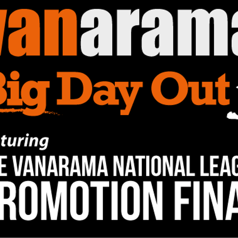 Vanarama Big Day Out 3