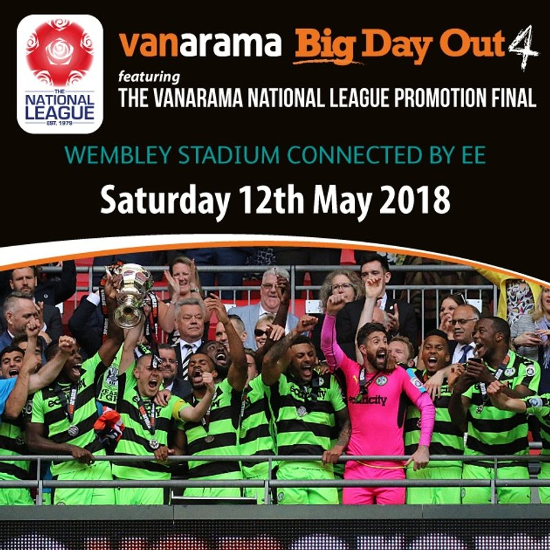 Promotion Final - Early Bird Tickets