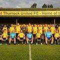 East Thurrock United 0 - 0 Dulwich Hamlet