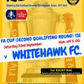 MATCH DAY - FA Cup