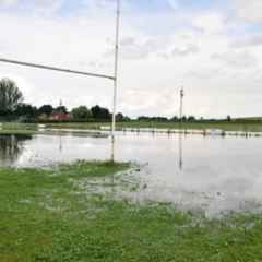 Waterlogged pitches - Didcot based training/matches cancelled - 9th/10th of January 2016