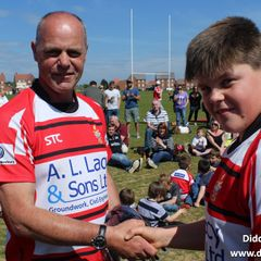 Didcot RUFC Minis - End of Season Fete