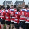 2nd XV lose to Aylesbury III 14 - 17