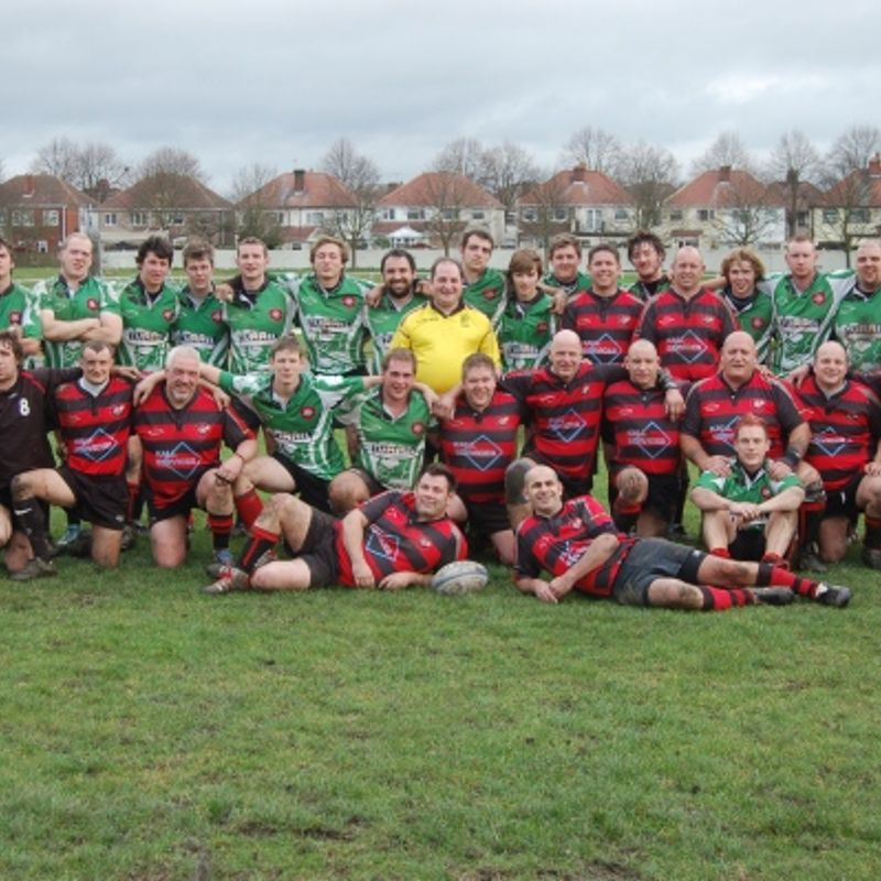 Boxing Day rugby!
