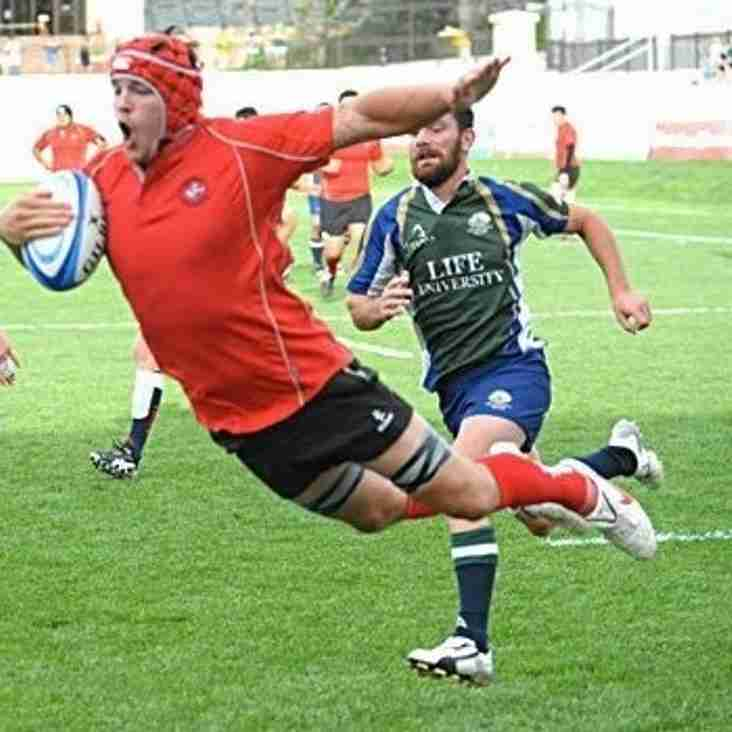 Dynamic back rower joins as player/coach