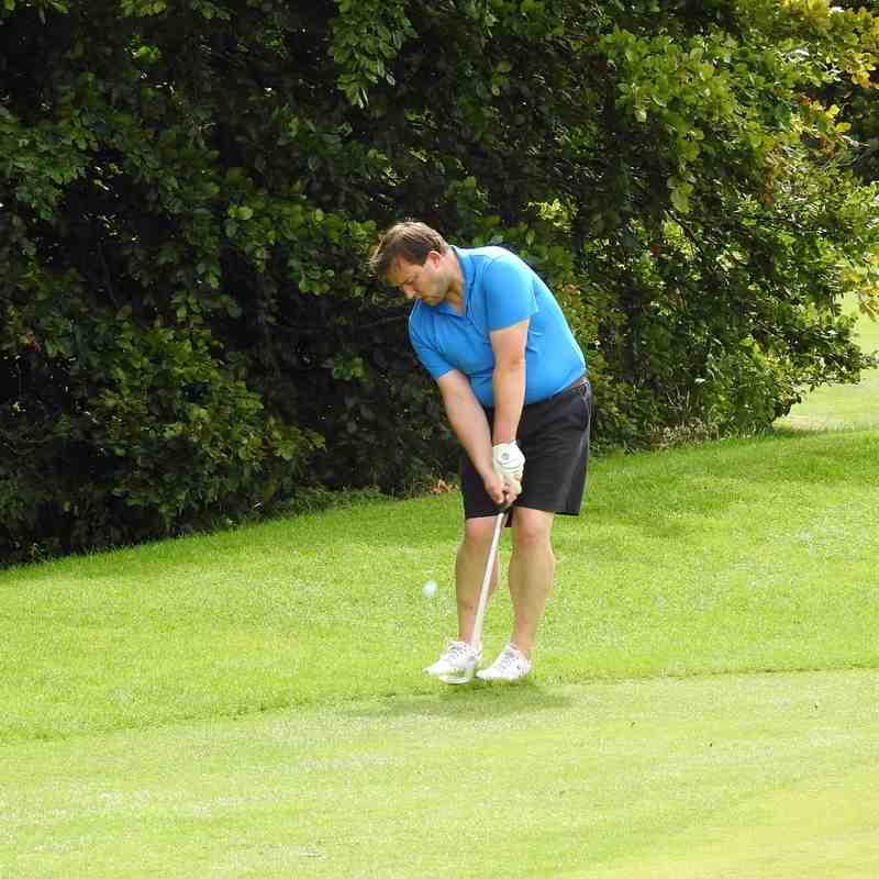 Manor Park RFC Golf Open: 2016