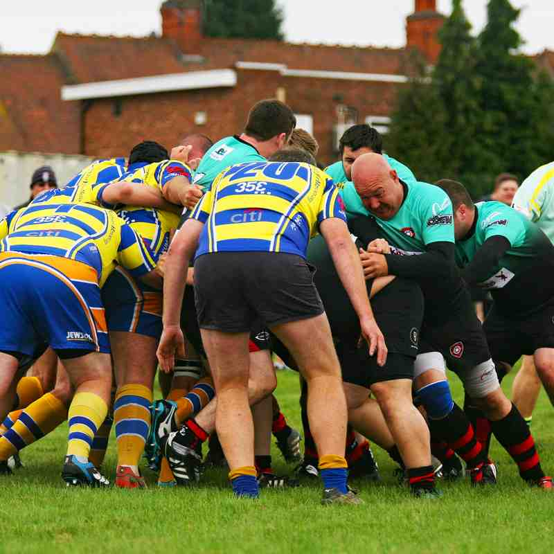 Academy v Old Leams Social - Sat 17 Sep 2016