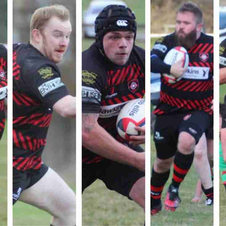 Mixed weekend for the Manor Park boys