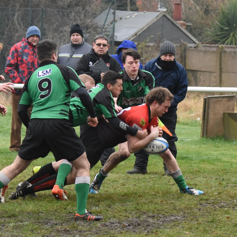 Two games for Manor Park boys
