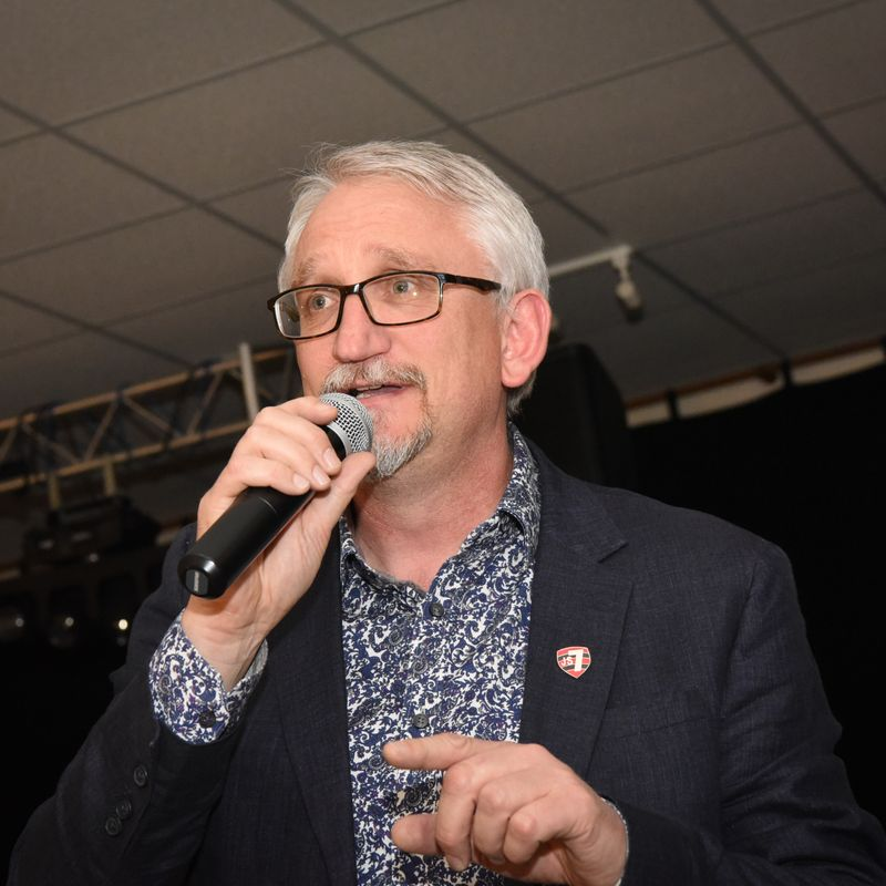 Nigel Ellis nominated for Mitsubishi Motors Volunteer of the Yeard award