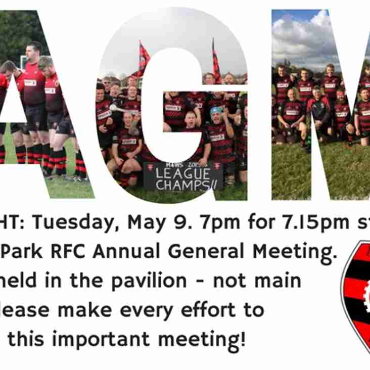 Five reasons to attend the Annual General Meeting
