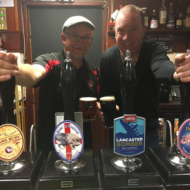 Griff and Coton to host four-day real ale festival - beginning on Thursday!