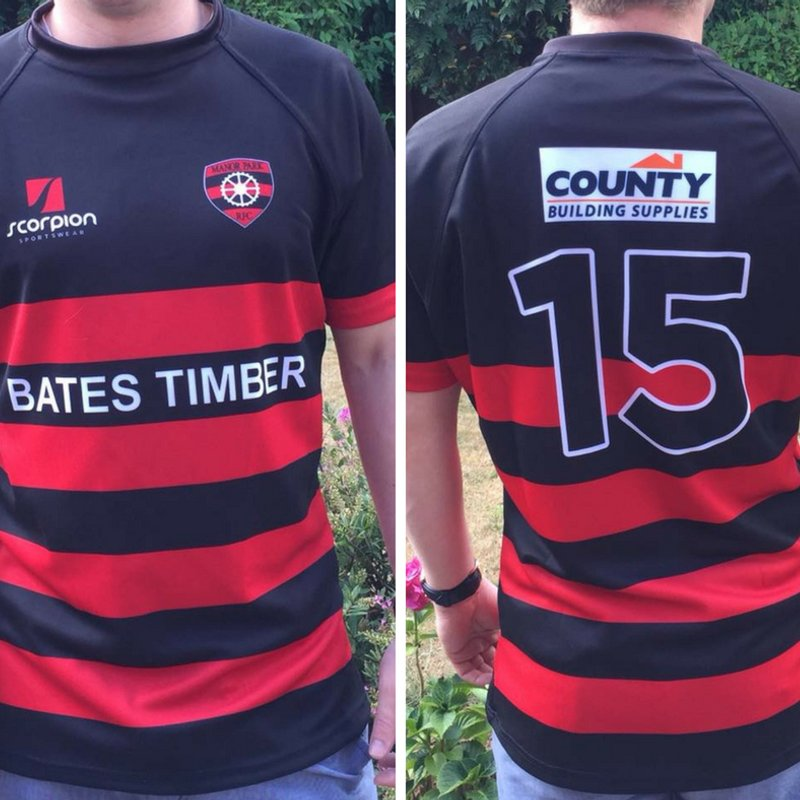 Manor Park new shirt revealed and Saturday's training and BBQ details