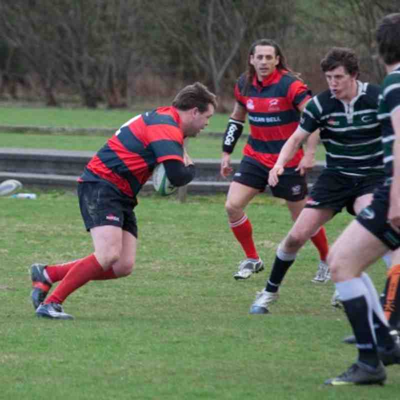 Grangemouth Stags vs Stirling University