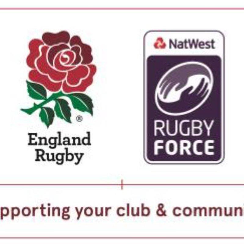 NatWest RugbyForce Weekend 2017