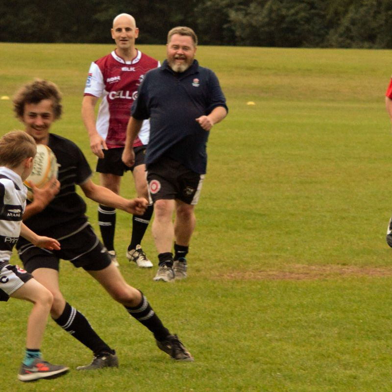 Farnham Royal Touch Rugby - 3 August 2017