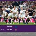 Scotland v England - 6 Nations 2018 - Round 3
